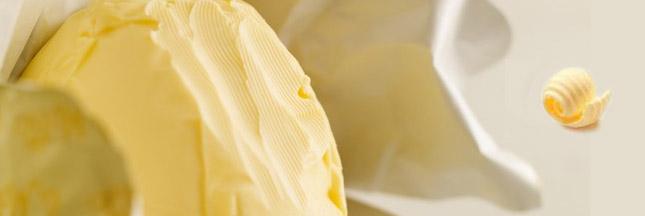 Quels sont les différents types de beurre ?