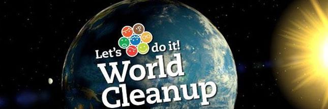 Rainer Nolvak, créateur du Clean-Up Day