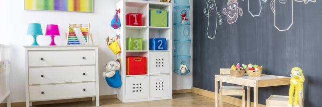 15 astuces pour une chambre d'enfant saine