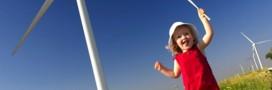 Vent d'optimisme pour l'éolien français en 2013