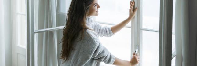 Idée reçue: il ne faut pas ouvrir les fenêtres en hiver!