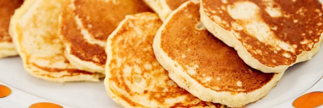 Mardi gras et chandeleur : et si vous passiez aux pancakes bio ?