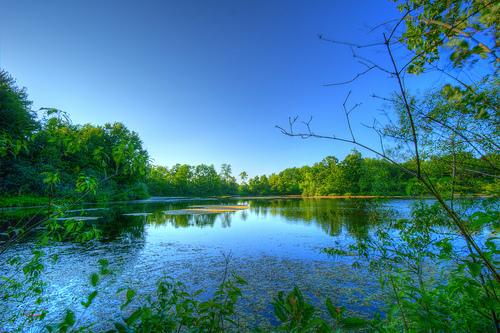 paysages-18-lonesome-pond_Tinker-s-Creek-State-Park-near-Twinsburg-Ohio_scott-smithson