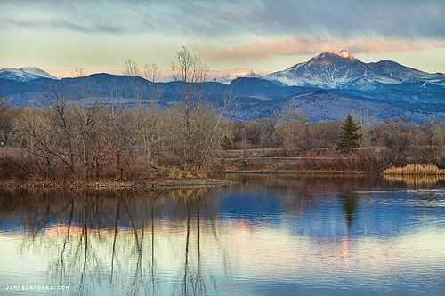 paysages-19-Longs-Peak-at-golden-ponds-in-Longmont-Colorado_Boulder-County_USA_Bo-Insogna