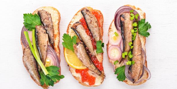 sardine vitamine D