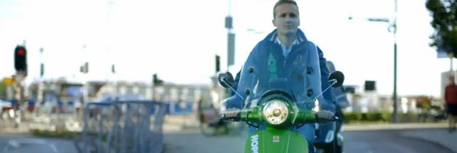 Paris et Amsterdam testent des transports verts