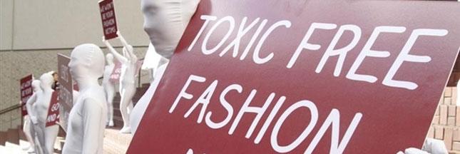 Uniqlo fait la chasse aux toxiques