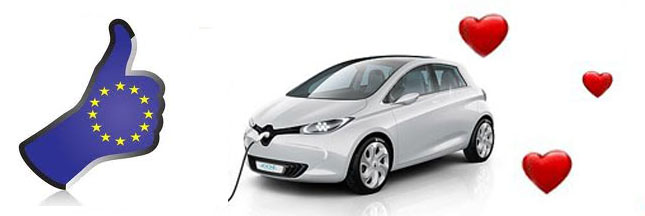 Malgré la crise, la voiture propre séduit les Européens