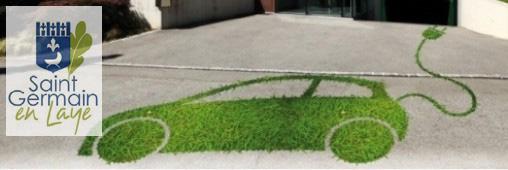 Parking gratuit pour les voitures électriques