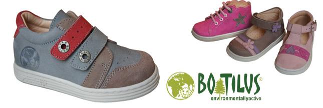Des baskets pour enfants Boatilus, biodégradables et écoconçues