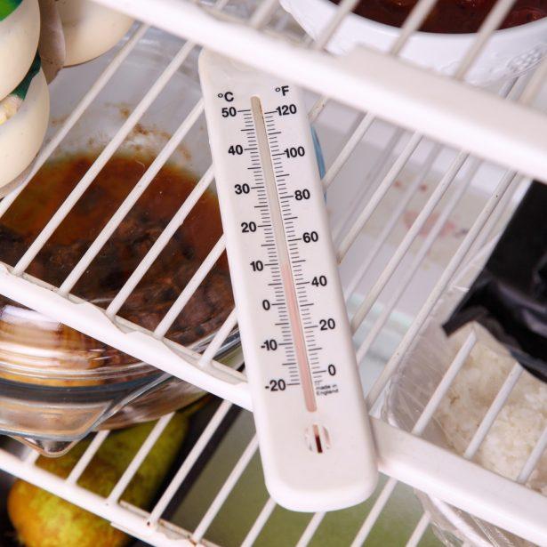 bonnes pratiques réfrigérateur, frigo, température