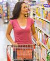 courses-supermarche surconsommation
