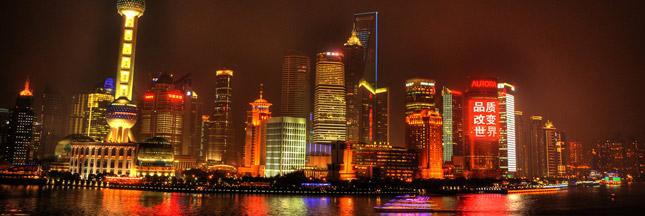 Chine : consommation d'énergie en hausse en 2012