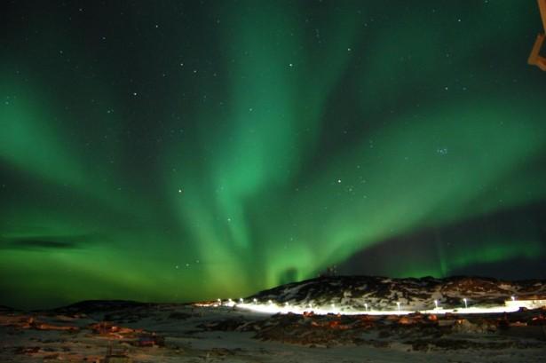 Laponie, Laponie suédoise, suède, hiver, aurore boréale