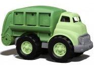 camion-poubelle recyclage