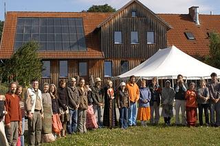 La journée annuelle des écovillages, organisée par le GEN. CC: EarthDayPictures