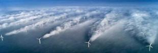 Le parc éolien offshore se construit