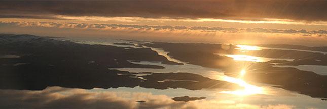 Récit de voyage au Groenland et au Grand Nord