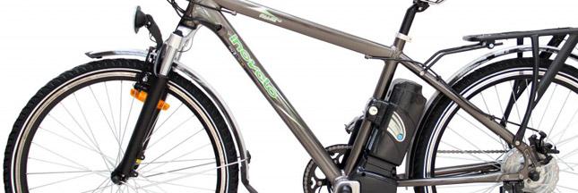 Des vélos électriques en libre-service franco-chinois