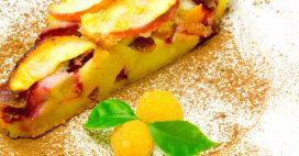 Recette: clafoutis aux pommes sans gluten et sans lait