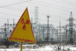 Tchernobyl - Photo: AFP