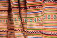 vêtement colorés