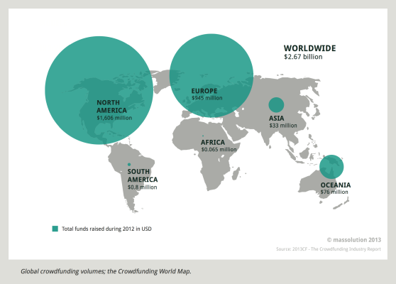 2013cf-crowdfunding-world-map