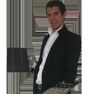 Jérôme-dualsun, panneau solaire hybride