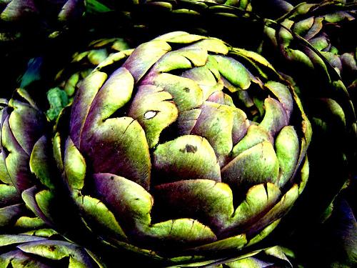 légumes à blanchir CC: marionzetta