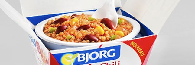 J'ai testé pour vous une Box Bio de Bjorg