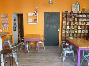 Le café colorié, Lille