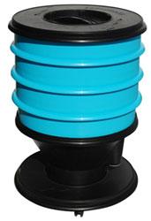 Lombricomposteur Eco-Worm, disponible en 7 coloris