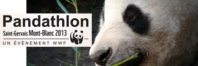 Participez au Pandathlon pour préserver le Mont-Blanc