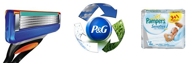 Zéro déchets dans les usines de Procter