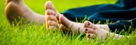 Trucs et astuces: chouchoutez vos pieds