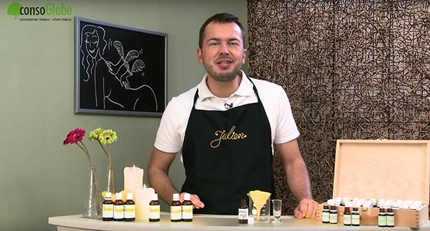 recette huile de massage fait maison diy ingrédients