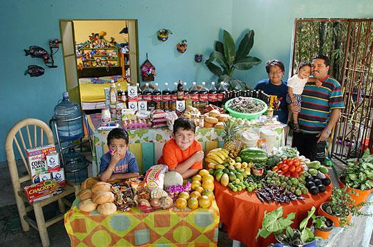 Mexique: La famille Casales de Cuernavaca