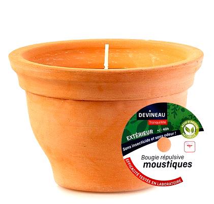 Le G Raniol Seule Substance Efficace Contre Les Moustiques