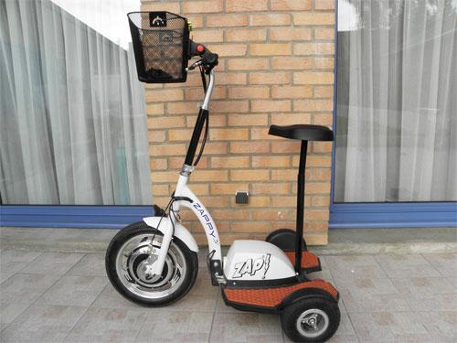 moyen de transport écologique