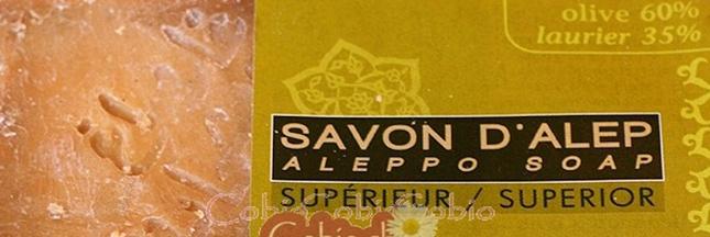 Guide d'achat savon d'Alep