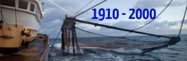 Surpêche – les stocks de poisson de 1910 à 2000