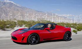 Tesla aurait vendu 2400 Roadster de 2008à sept. 2012, dans 31 pays