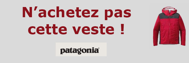 Patagonia, la marque qui s'auto-boycotte par vertu