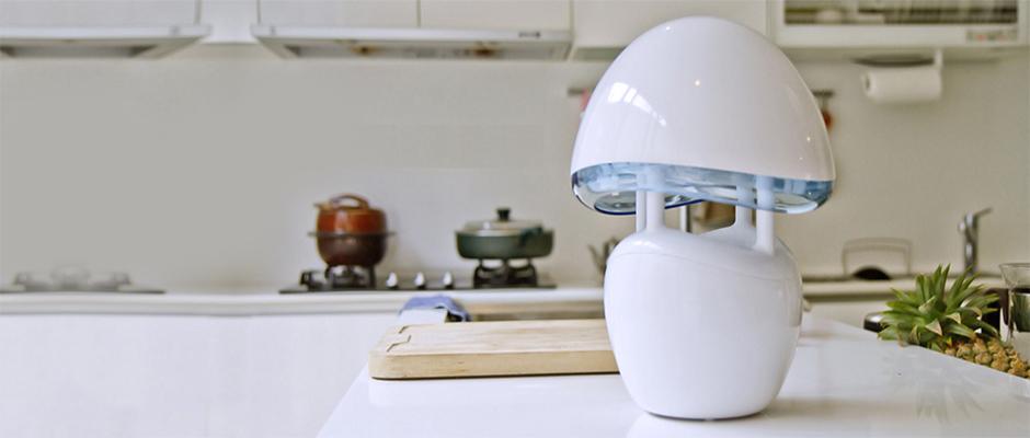 la nouvelle lampe anti moustique. Black Bedroom Furniture Sets. Home Design Ideas