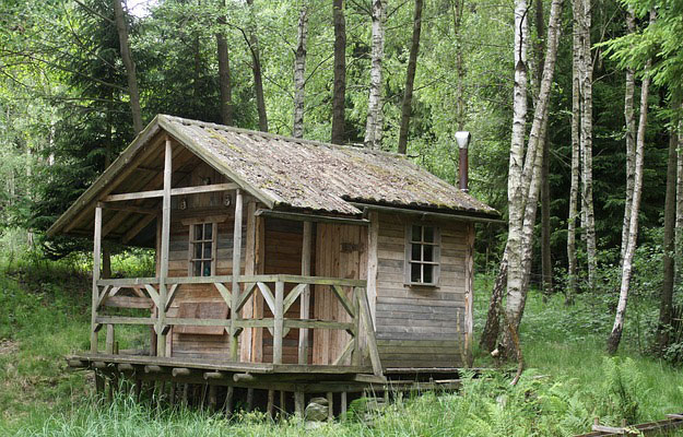 tourisme vert dormir dans une cabane page 2. Black Bedroom Furniture Sets. Home Design Ideas