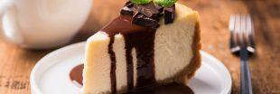Recette : cheesecake vanille sans gluten