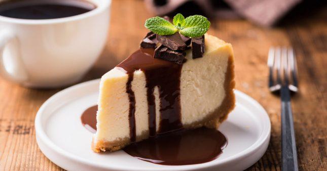 Recette: cheesecake vanille sans gluten