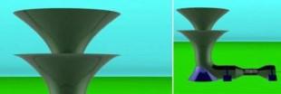 Invelox, des éoliennes souterraines