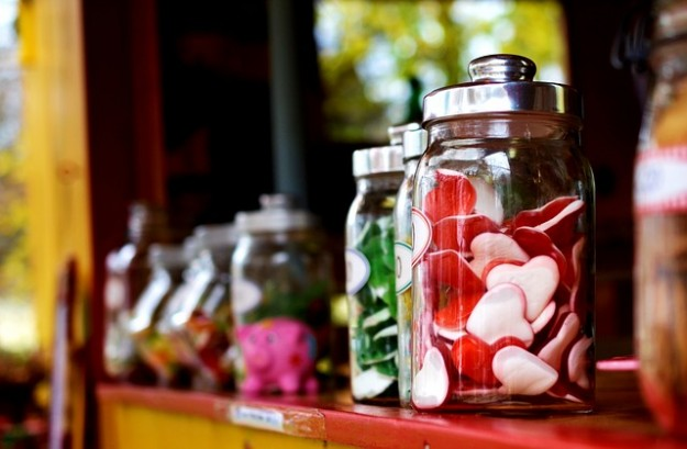 aliments superflus, sucreries, sucre