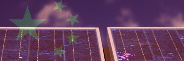 Panneaux solaires chinois: le photovoltaïque européen en sursis